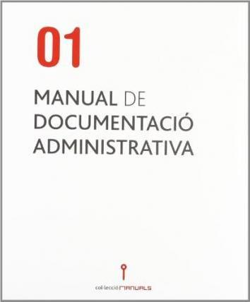 Manual de documentació administrativa