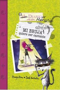 Bruja estrafalaria quiere ser cantante / Bizarre Witch Wants to Be a Singer