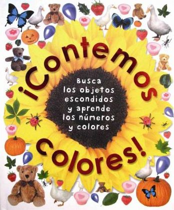 Contemos colores!/ Counting Colours!