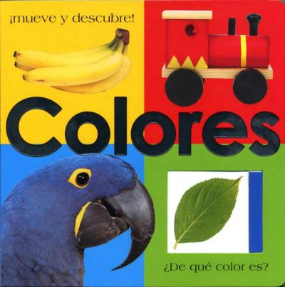 Colores/ Slide And Find