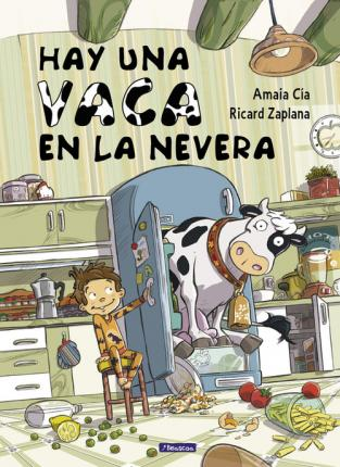 Hay una vaca en la nevera / There is a cow in the fridge