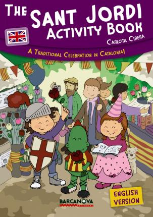 The Sant Jordi activity book