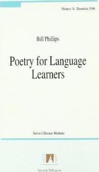 Poetry for language learners