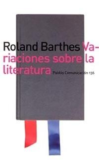 Variaciones sobre la literatura / Variations of the Literature