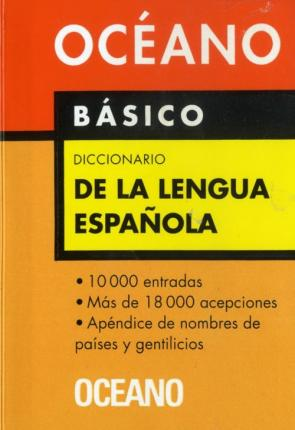 Diccionario de la lengua espanola/ Dictionary of the Spanish Language