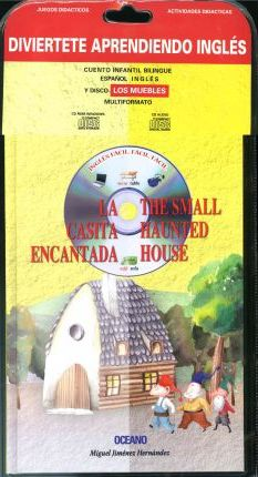 Casita Encantada, La - Small Hounted House - Con CD