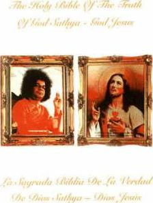 The Holy Bible of the Truth of God Sathya - God Jesus