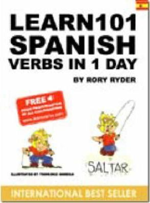 Learn 101 Spanish Verbs in 1 Day