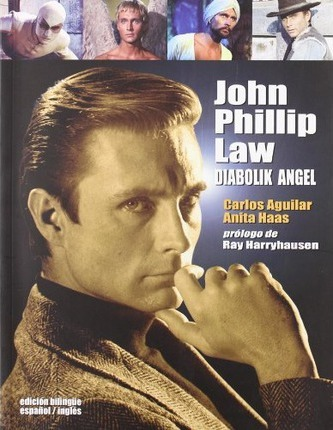 John Phillip Law : diabolik angel