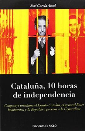 Cataluña, 10 horas de independencia