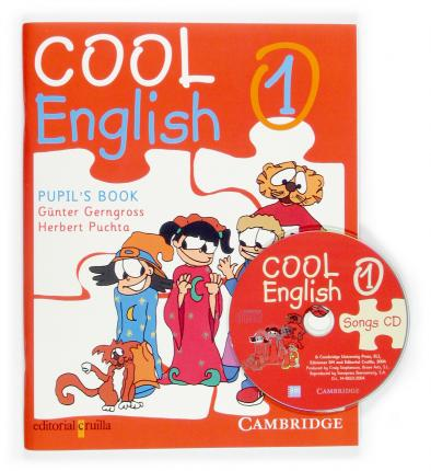 Cool English Level 1 Pupil's Book Catalan Edition
