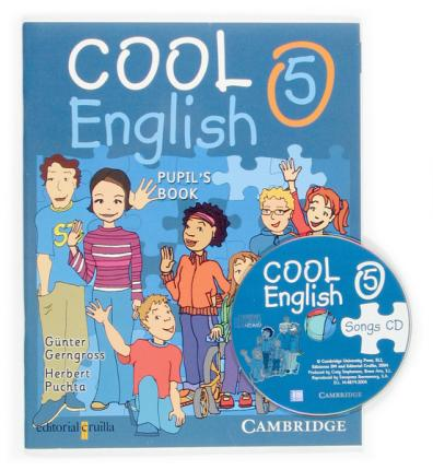 Cool English Level 5 Pupil's Book Catalan Edition