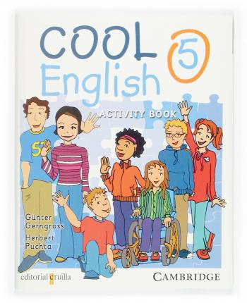 Cool English Level 5 Activity Book Catalan Edition