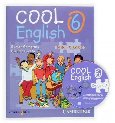 Cool English Level 6 Pupil's Book Catalan Edition