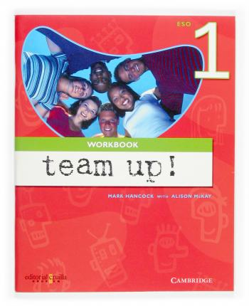 Team Up Level 1 Workbook Catalan Edition