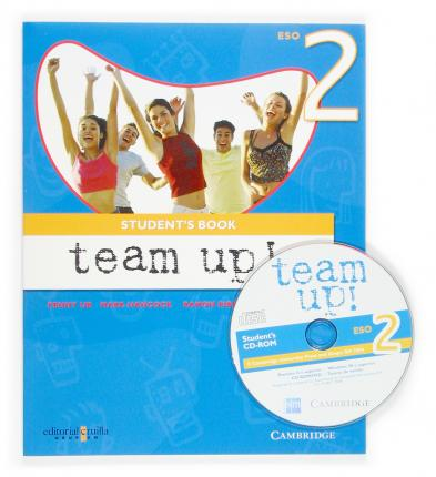 Team Up Level 2 Student's Book Catalan Edition