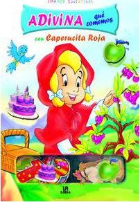 Adivina que comemos con Caperucita Roja / Guess What we Eat with Little Red Riding Hood