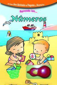 Aprendo los numeros/ I Learn the Numbers