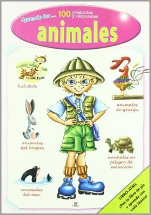 Aprendo los animales/ I Learn about Animals