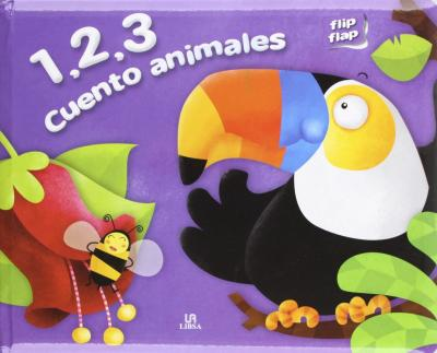1,2,3 cuento animales / 1,2,3 Counting Animals
