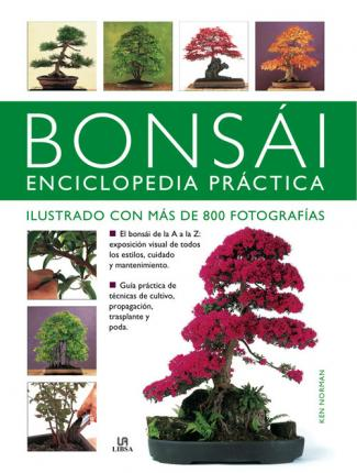 Bonsai Enciclopedia Practica / The Complete Practical Encyclopedia of Bonsai