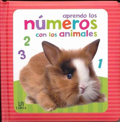 Aprendo los números con los animales / Learn Numbers with Animals