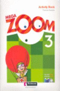 Mega Zoom, 3 Educación Primaria. Activity book