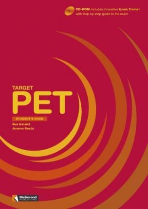 TARGET PET STUDENT'S PACK (SB+CDR)