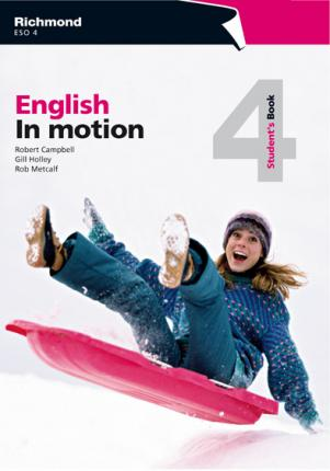 IN MOTION 4 STUDENT'S BOOK INGLÃS