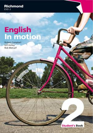 IN MOTION 2 STUDENT'S BOOK INGLÉS
