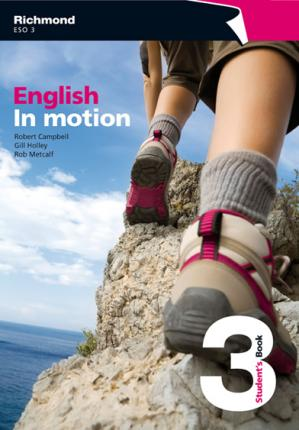 IN MOTION 3 STUDENT'S BOOK INGLÉS
