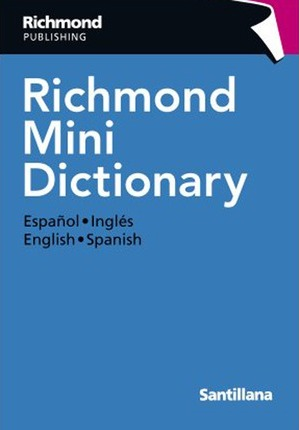 Richmond mini dictionary español-inglés, English-Spanish