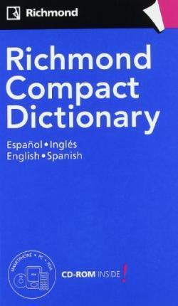 Richmond compact dictionary español-inglés, English-Spanish