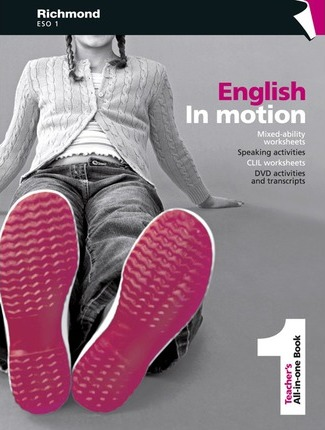 English in Motion Level 1 All-in-one Book
