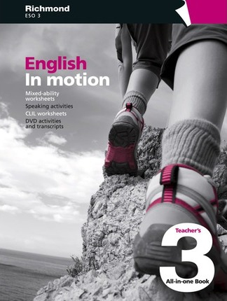 English in Motion Level 3 All-in-one Book