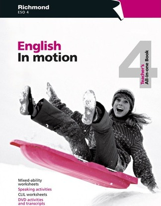 English in Motion Level 4 All-in-one Book