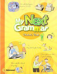 My Next Grammar 1 Student s Book Pack
