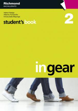 IN GEAR 2 STUDENT'S BOOK CAST