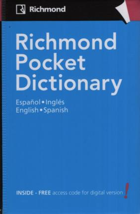 Richmond pocket dictionary español-inglés, English-Spanish