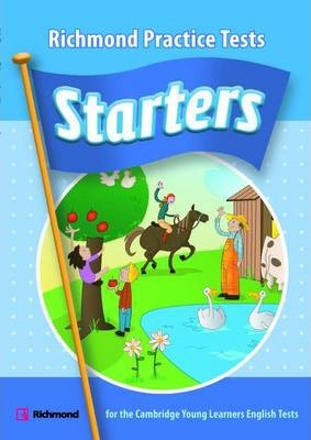 Cambridge YLE Starters Practice Tests Student's Book Pack