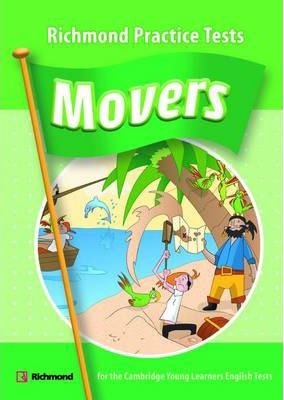 Cambridge YLE Movers Practice Tests Student's Book Pack