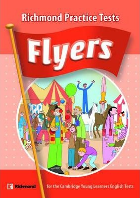 Cambridge YLE Flyers Practice Tests Student's Book Pack