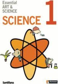 Essential Science, art and science, 1 Educación Primaria. Workbook