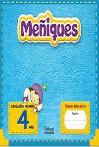 Inf 4 años meñiques pack alumno