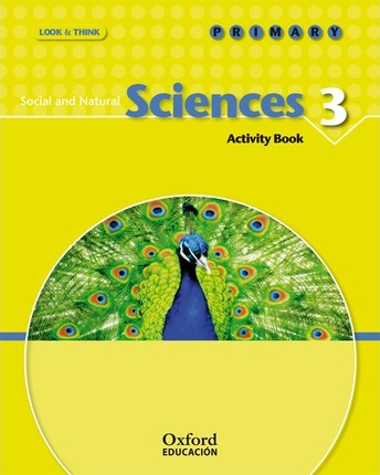 Look & Think Social and Natural Sciences 3rd Primary. Activity Book