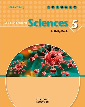 Look & Think Social and Natural Sciences 5th Primary. Activity Book