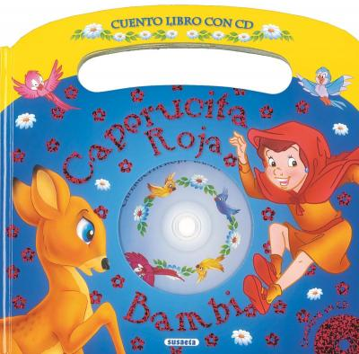 Caperucita Roja - Bambi/ Little Red Riding Hood - Bambi