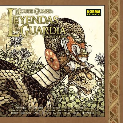 Mouse Guard : Leyendas de la Guardia 03