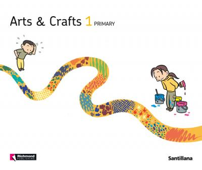 Arts and Crafts Student's Book 1