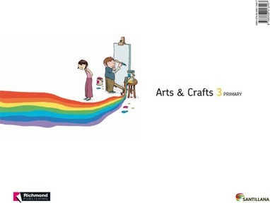 Arts and Crafts Student's Book 3